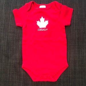 Baby Canada onesie 18 to 24 months